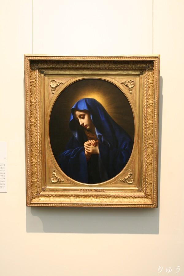 カルロ・ドルチ《悲しみの聖母》