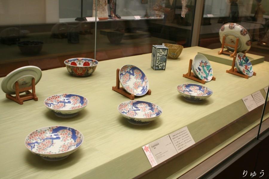 博物館でお花見を 本館日本ギャラリー 桜めぐり