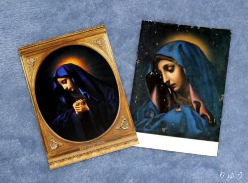 カルロ・ドルチ《悲しみの聖母》&《親指のマリア》